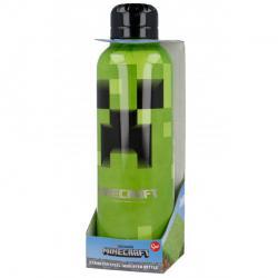 Botella termo acero inoxidable Minecraft 515ml - Imagen 1