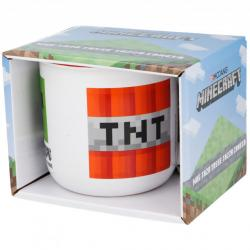 Taza ceramica Minecraft en caja 400ml - Imagen 1