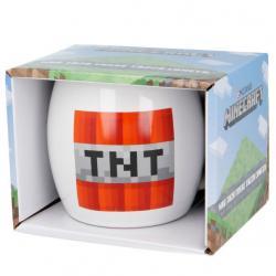Taza ceramica Minecraft en caja 380ml - Imagen 1