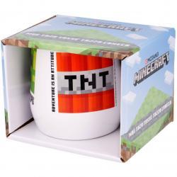 Taza ceramica Minecraft en caja 360ml - Imagen 1