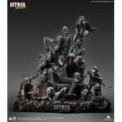 DC Comics Estatua 1/4 Batman Who Laughs 70 cm - Imagen 1