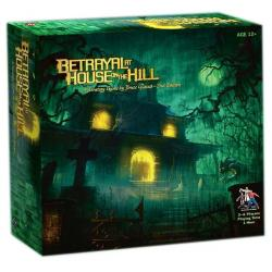 Avalon Hill Juego de Mesa Betrayal at House on the Hill 2nd Edition inglés - Imagen 1