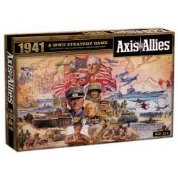 Avalon Hill Juego de Mesa Axis & Allies 1941 inglés - Imagen 1