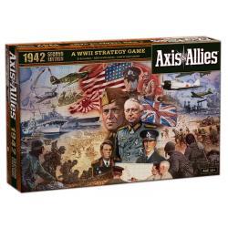 Avalon Hill Juego de Mesa Axis & Allies 1942 2nd Edition inglés - Imagen 1