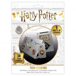 Pegatinas vinilo Harry Potter - Imagen 1