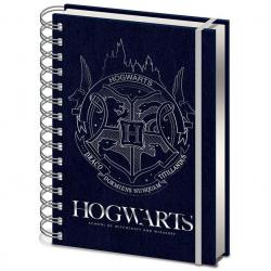 Cuaderno A5 Howarts Harry Potter - Imagen 1