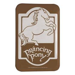 El Señor de los Anillos Imán Prancing Pony - Imagen 1