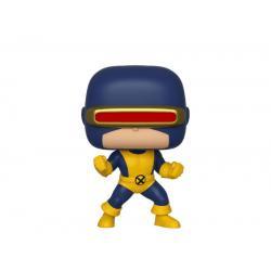 Marvel 80th POP! Heroes Vinyl Figura Cyclops (First Appearance) 9 cm - Imagen 1