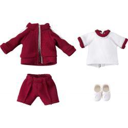 Original Character Accesorios para las Figuras Nendoroid Doll Outfit Set (Gym Clothes - Red) - Imagen 1