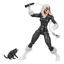 Spider-Man Marvel Retro Collection Figura Marvel's Black Cat 15 cm - Imagen 1