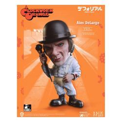 La naranja mecánica Figura Defo-Real Series Alex DeLarge 15 cm - Imagen 1