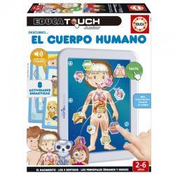 El Cuerpo Humano Educa Touch Junior - Imagen 1