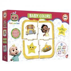 Baby Colors Cocomelon - Imagen 1