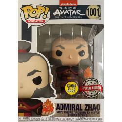 Figura POP Avatar Admiral Zhao with Fireball Exclusive - Imagen 1