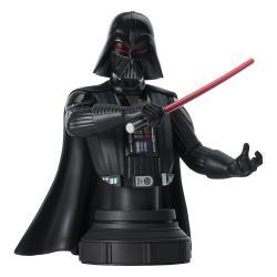 Star Wars Rebels Busto 1/7 Darth Vader 15 cm - Imagen 1