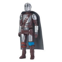 Star Wars The Mandalorian Figura Jumbo Vintage Kenner The Mandalorian (Beskar Armor) 30 cm - Imagen 1