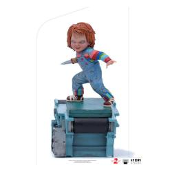Muñeco diabólico 2 Estatua 1/10 Art Scale Chucky 15 cm - Imagen 1