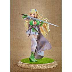 Original Character Estatua PVC Elf Village Series 1/6 7th Villager Sylvia Antenna Shop LTD 25 cm - Imagen 1