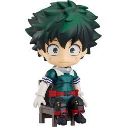 My Hero Academia Figura PVC Nendoroid Swacchao! Izuku Midoriya 9 cm - Imagen 1