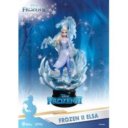 Frozen II Diorama PVC D-Stage Elsa 15 cm - Imagen 1