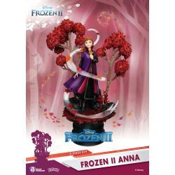 Frozen II Diorama PVC D-Stage Anna 15 cm - Imagen 1
