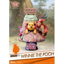 Winnie Pooh Diorama PVC D-Select 14 cm - Imagen 1
