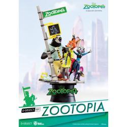 Zootr?polis Diorama D-Select PVC 16 cm - Imagen 1