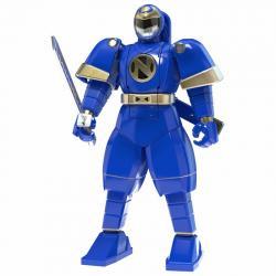 Figura Mighty Ninjor Retro Morphin Power Ranger - Imagen 1