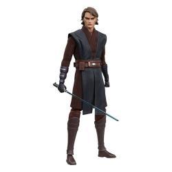 Star Wars The Clone Wars Figura 1/6 Anakin Skywalker 31 cm - Imagen 1