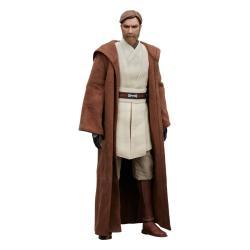Star Wars The Clone Wars Figura 1/6 Obi-Wan Kenobi 30 cm - Imagen 1