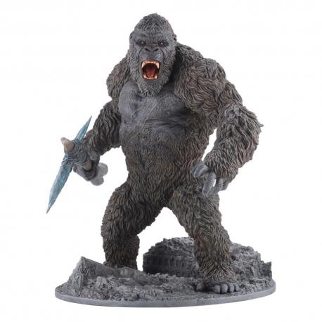 Godzilla vs. Kong Estatua PVC Chou Gekizou Series Kong 20 cm - Imagen 1