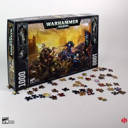 Warhammer 40K Puzzle Dark Imperium (1000 piezas) - Imagen 1