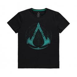 Assassin's Creed Camiseta Crest Grid talla XL - Imagen 1
