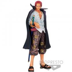 Figura The Shanks Banpresto Chronicle Master Stars Piece One Piece 26cm - Imagen 1