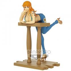 Figura Nami Grandline Journey One Piece 16cm - Imagen 1