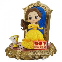 Figura Bella Stories Disney Charecters Q posket 8m - Imagen 1