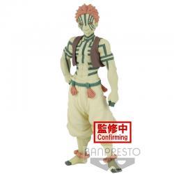 Figura Akaza Demon Series vol.5 Demon Slayer Kimetsu no Yaiba 17cm - Imagen 1