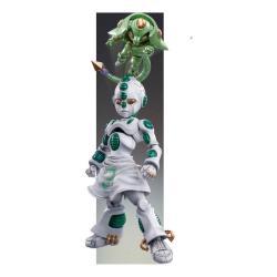 JoJo's Bizarre Adventure Figura Super Action Chozokado (Ec Act 2 & Ec Act 3) 9 cm - Imagen 1