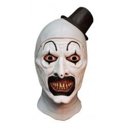 Terrifier Máscara Art the Clown - Imagen 1