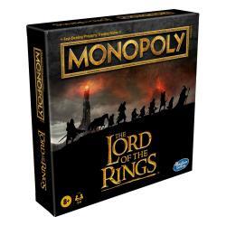 El Señor de los Anillos Juego de Mesa Monopoly *Edición Inglés* - Imagen 1