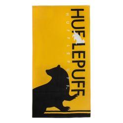 Harry Potter Toalla Hufflepuff 140 x 70 cm - Imagen 1