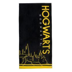 Harry Potter Toalla Hogwarts 140 x 70 cm - Imagen 1