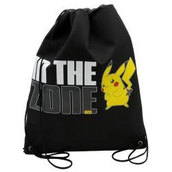 Saco Pikachu Pokemon 44cm - Imagen 1