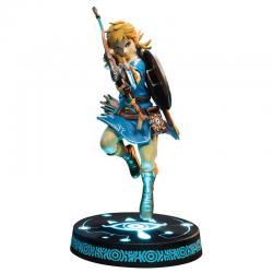 Estatua Link Collectors Edition Breath of The Wild The Legend of Zelda 25cm - Imagen 1
