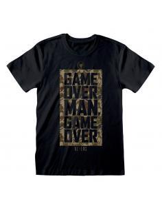 Aliens Camiseta Game Over talla L - Imagen 1