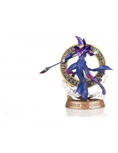 Yu-Gi-Oh! Estatua PVC Dark Magician Blue Version 29 cm - Imagen 1