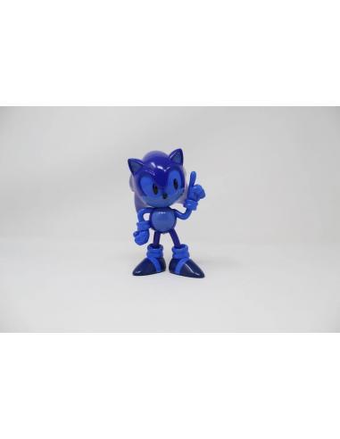 Sonic the Hedgehog Estatua Mini Icons 1/6 Sonic Blue Edition 15 cm - Imagen 1