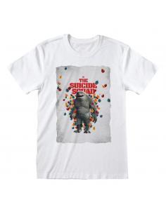 The Suicide Squad Camiseta King Shark talla XL - Imagen 1
