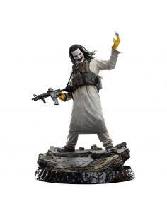 La Liga de la Justicia de Zack Snyder Estatua 1/4 The Joker 50 cm - Imagen 1