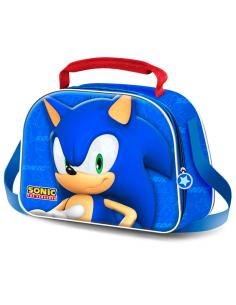 Bolsa portameriendas 3D Velocity Sonic the Hedgehog - Imagen 1